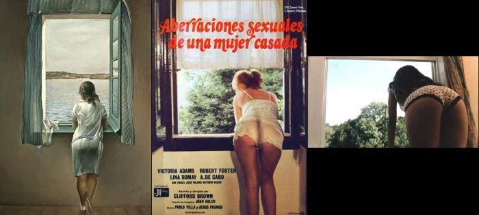 Dali (1925), Jess Franco (1981), Quentin Tarantino (2007)