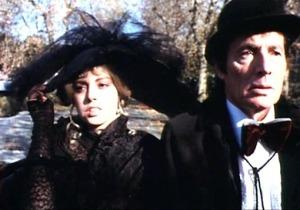 Lina Romay y Albino Graziani