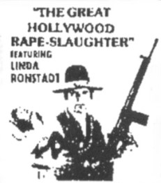 great hollywood rape slaughter ad mat small