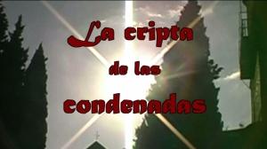 LA CRIPTA 1 cap