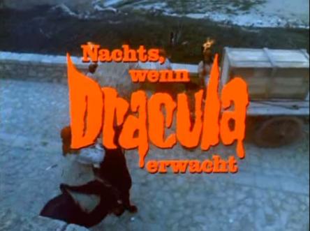 Dracula titulo