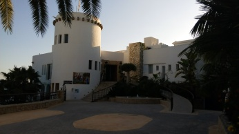 Montiboli entrance
